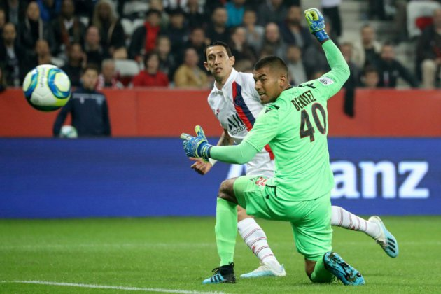 Ligue 1: le Paris SG pas si facile à Nice