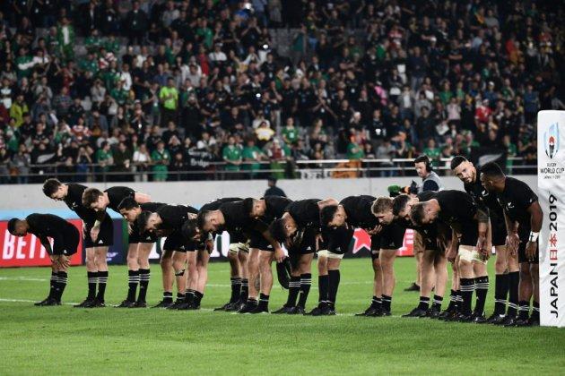 Mondial de rugby: All Blacks, la démonstration de force