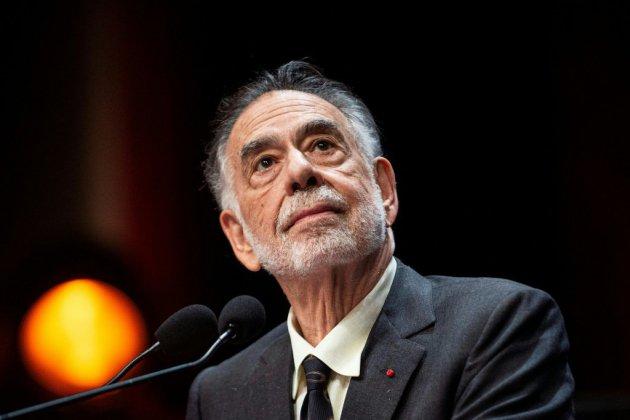 """Coppola travaille sur """"Megalopolis"""", son projet de film """"le plus ambitieux"""""""