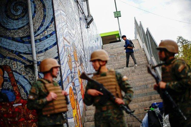 Trois morts au Chili dans les pires émeutes depuis des décennies