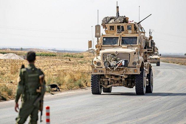 Syrie: retrait américain d'une grande base dans le nord, un soldat turc tué