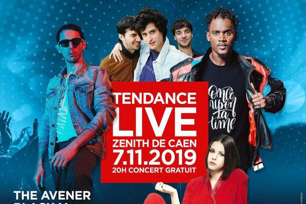 Du cash et des places pour le Tendance Live à gagner en jouant au Jackpot