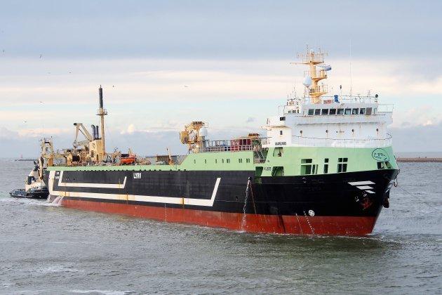 Chalutiers hollandais dans la Manche: les pêcheurs inquiets