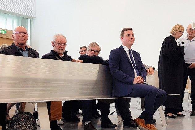 Le maire Romain Bail jugé en appel pour faux et usage de faux