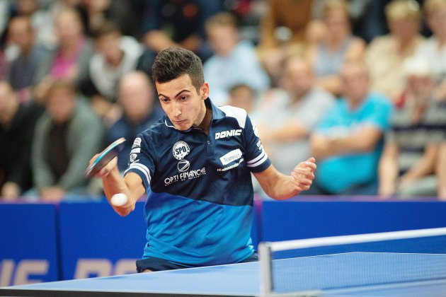 Le SPO Rouen prend la tête du championnat
