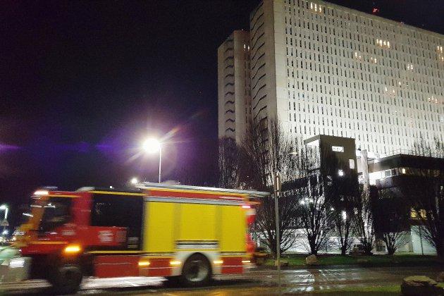 CHU : un incendie volontaire ?