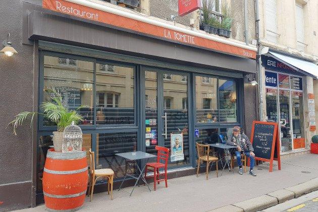 Bonne table: repas original et copieux à La Tomette