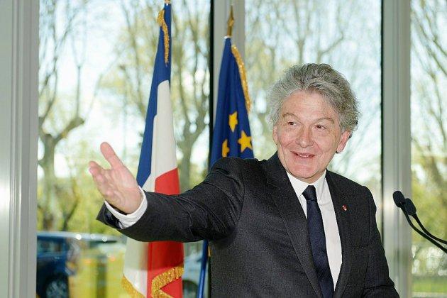 Après Goulard, Macron propose Thierry Breton comme commissaire européen