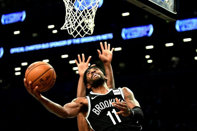 NBA: Irving étincelant mais perdant pour ses débuts avec Brooklyn