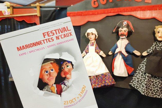 Marionnettes N'Caux édition n°5