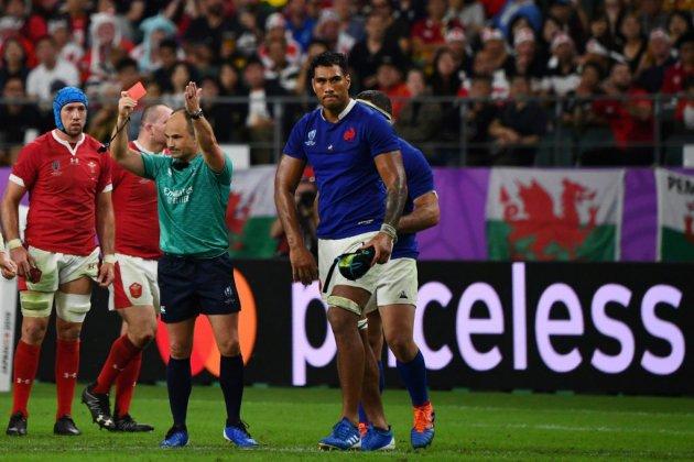 Rugby: Vahaamahina suspendu six semaines pour son coup de coude