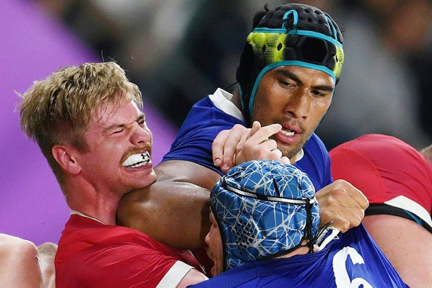 Rugby: Vahaamahina s'en tire avec une sanction médiane