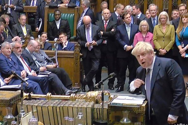 GB : Boris Johnson appelle à des législatives anticipées le 12 décembre