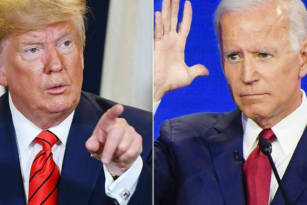 """""""Todos con Biden""""? La campagne de Trump y trouve à redire"""