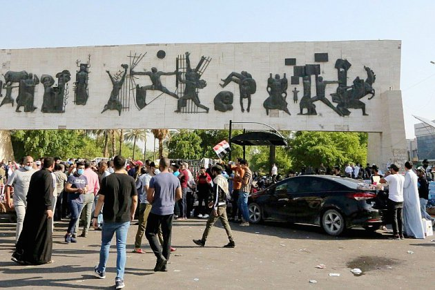 Nouvelles manifestations en Irak après une nuit de feu et de sang
