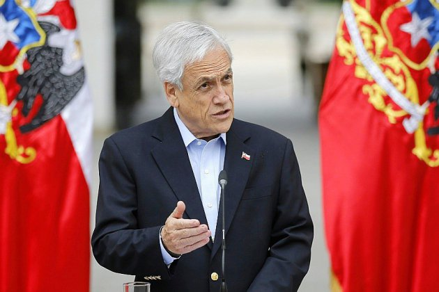 Chili : le président annonce un remaniement pour répondre à la crise sociale