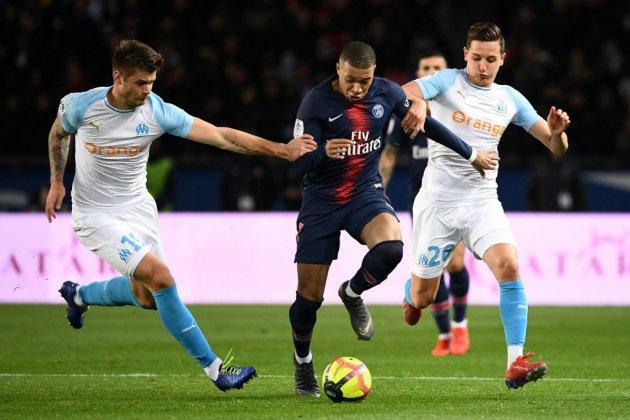 """PSG-OM: un """"clasico"""" français déjà joué d'avance ?"""