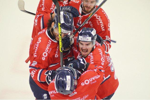 Hockey/glace (D1) : victoire dans la douleur pour les Drakkars à Marseille