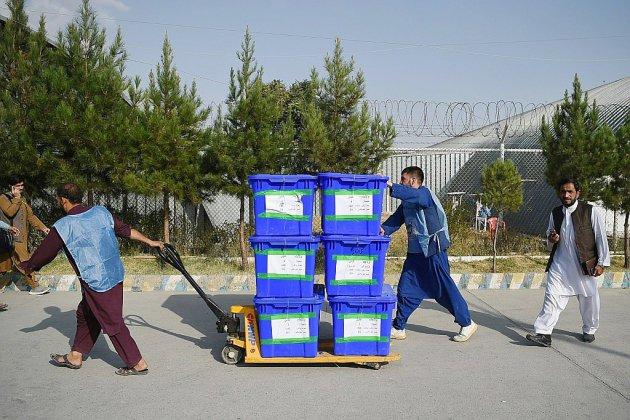Présidentielle en Afghanistan: l'annonce du résultat retardée d'un mois