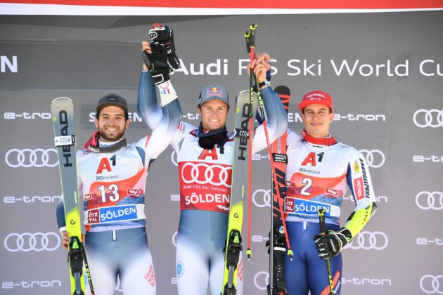 Ski alpin: départ de rêve pour Pinturault et les Bleus