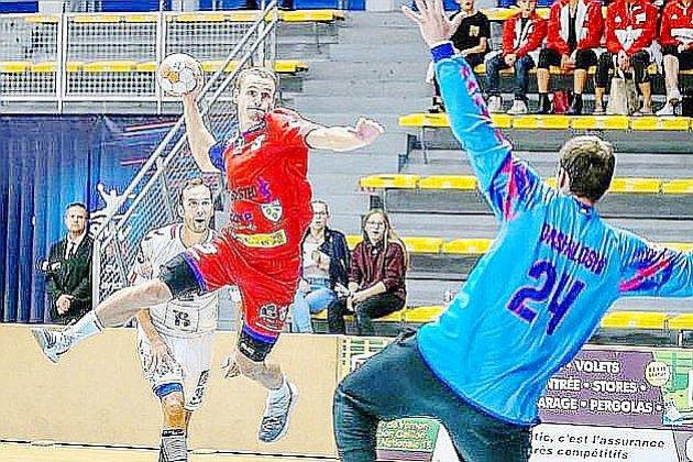 Handball : logique respectée pour le SM Vernon en Coupe de France