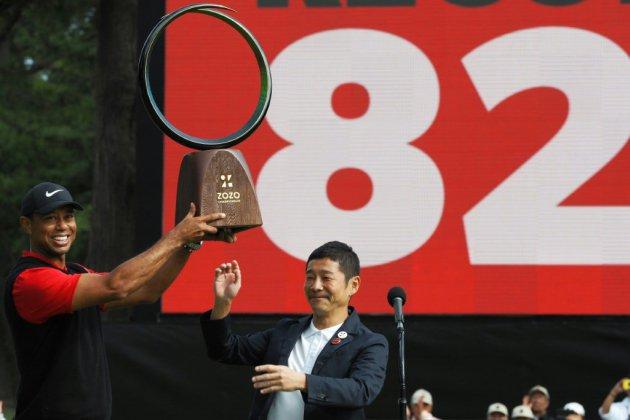 Woods entre un peu plus dans l'Histoire avec un 82e titre PGA