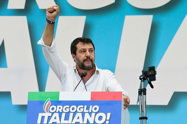Italie: la droite de Salvini triomphe en Ombrie et déloge la gauche