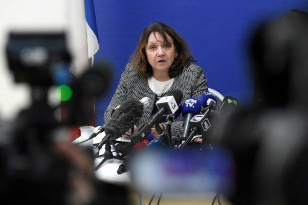 """Sophie Le Tan: un fémur coupé avec un """"instrument"""", pas de lien avec Reiser """"pour l'instant"""", selon la procureure"""