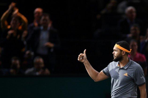 Masters 1000 de Paris: Federer et Gasquet font faux bond, Tsonga évite le faux pas