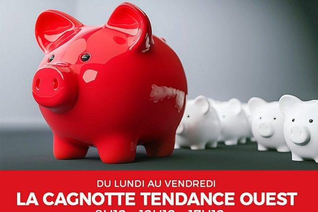 Véronique remporte 222€ en jouant à la Cagnotte Tendance Ouest