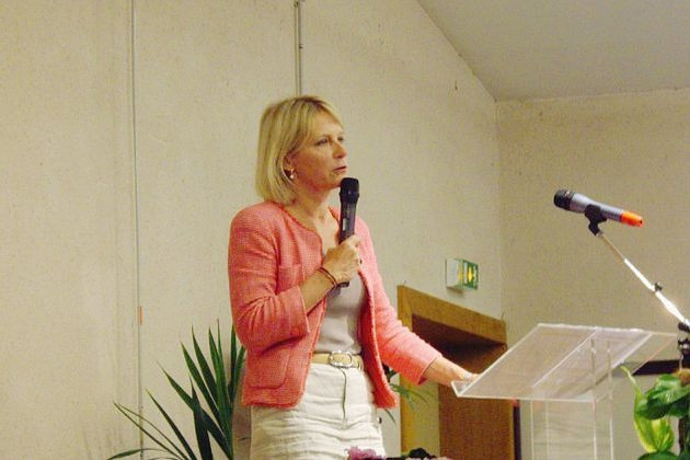 Véronique Louwagie candidate à la présidence du groupe LR à l'Assemblée