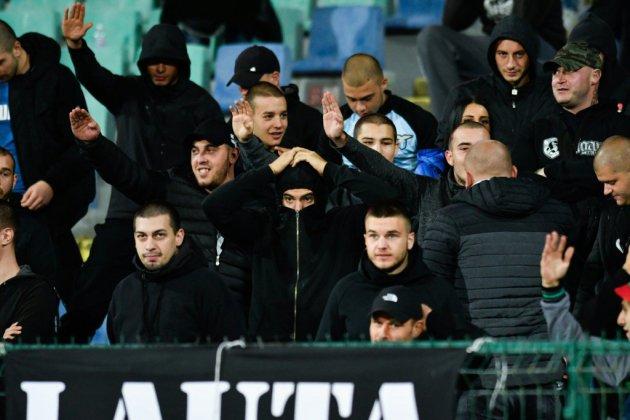 Racisme dans le foot: un match à huis clos pour la Bulgarie, un deuxième avec sursis