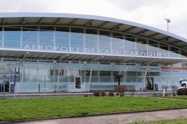Aéroports: saison estivale au top pour Caen, en baisse pour Deauville