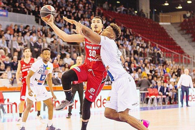 Basket: le RMB éliminé de la Leaders Cup par Vichy-Clermont