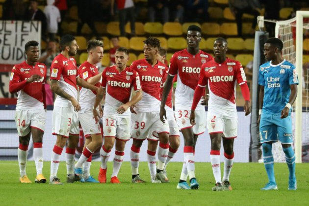 Coupe de la Ligue: Monaco élimine Marseille qui s'enfonce dans la crise