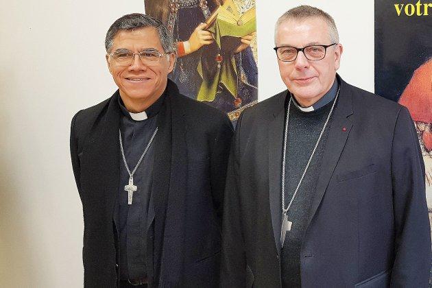 Un évêque péruvien vient parler de l'Amazonie
