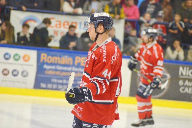 Hockey/glace (D1) : fin d'invincibilité pour les Drakkars face à Brest
