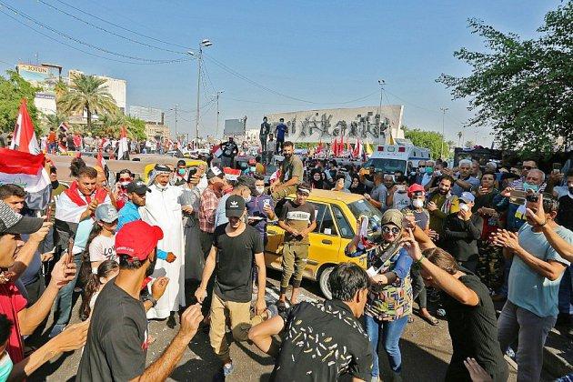 En Irak, le pouvoir paralysé face à une contestation qui entre dans son 2e mois