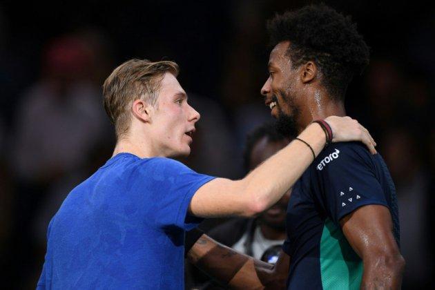 Masters 1000 de Paris: Monfils dit adieu au Masters, soufflé par Shapovalov en quarts