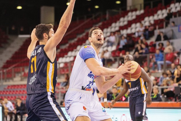 Basket (Pro B):Rouen battu d'un souffle à...Souffel !