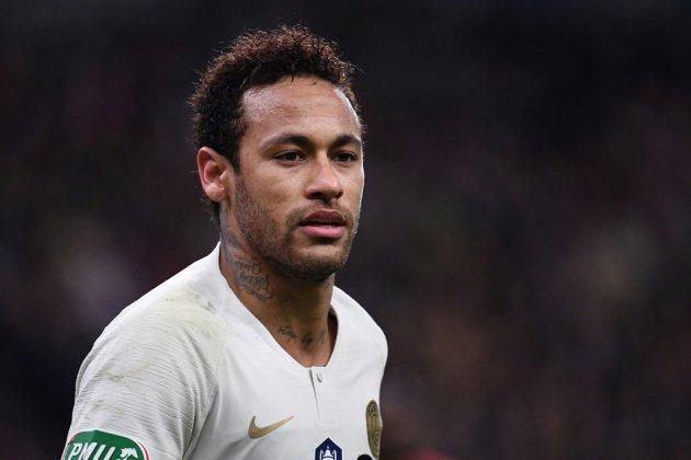 Altercation avec un spectateur: pas de poursuites pour Neymar qui écope d'un rappel à la loi
