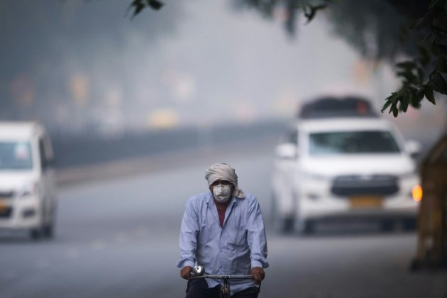 Pollution à New Delhi: la situation s'améliore mais l'air reste nocif