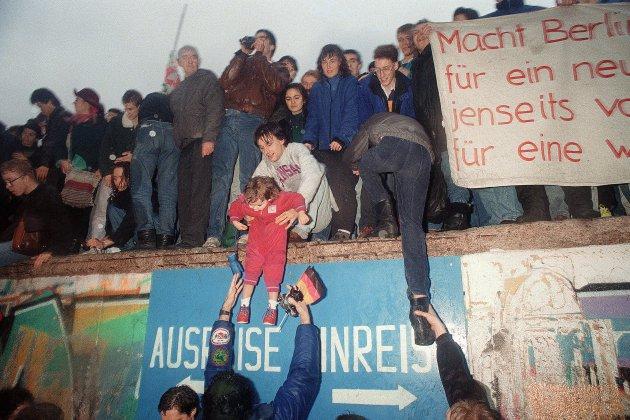 1989-2019 : la chute du Mur de Berlin