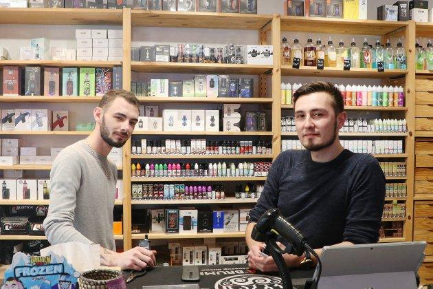 Mois sans tabac: une affaire pour les vendeurs de e-cigarettes?