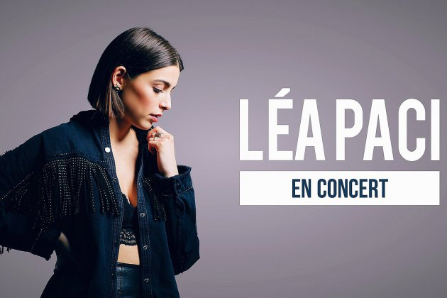 Gagnez vos places pour Léa Paci