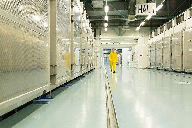 L'Iran a bien repris l'enrichissement d'uranium dans son usine de Fordo