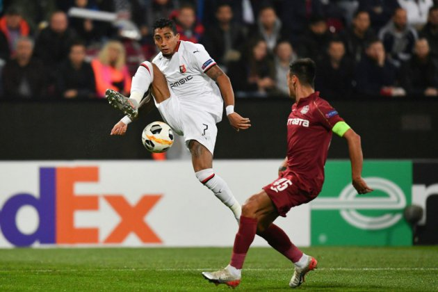 Ligue Europa: Cluj élimine Rennes grâce à son gardien Arlauskis