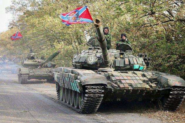 Ukraine: un retrait de troupes dans l'espoir d'un sommet pour la paix