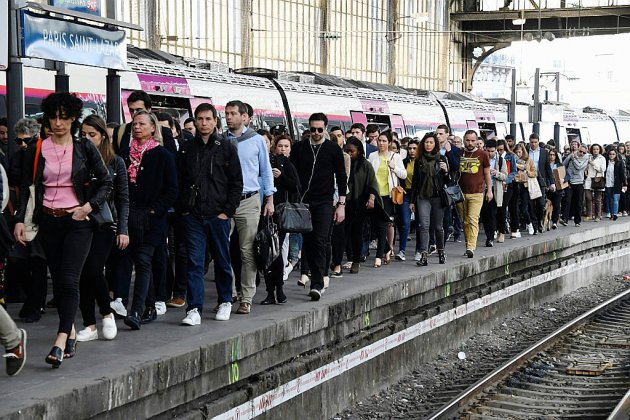 Retraites: la CGT-Cheminots appelle à son tour à une grève reconductible à partir du 5 décembre