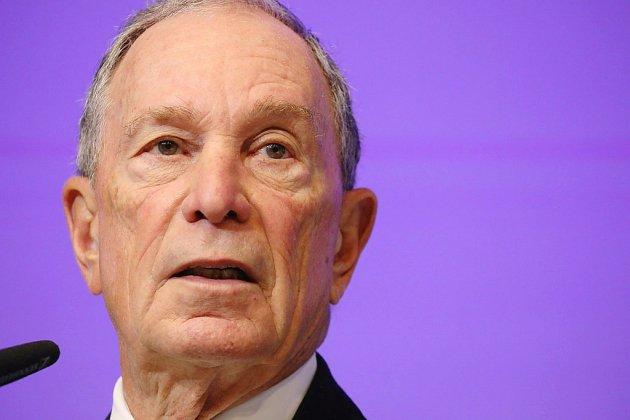 Maison Blanche: Bloomberg menace Biden sur la voie centriste de la primaire démocrate